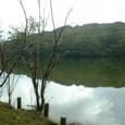 静かな八丁池です